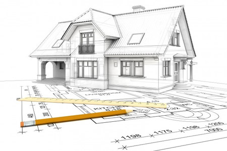 строительство дома ижс