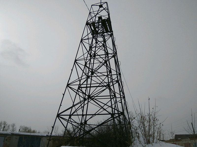 сеть антена провода