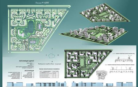 Проект планировки территории от 350000 рублей в Москве - заказать услуги по доступной цене в ГеомерГрупп