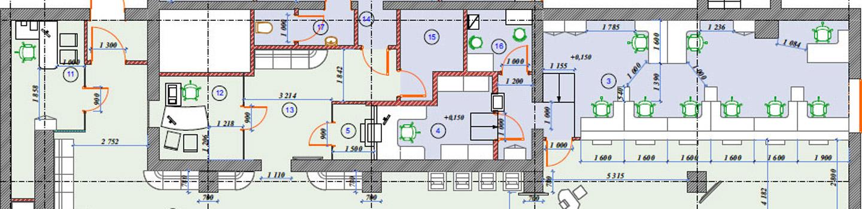 планировка квартир помещений